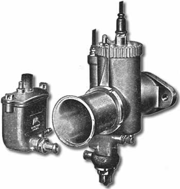 Carburettor Section