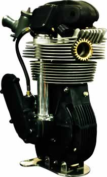 MPL Molnar Manx Engine Options